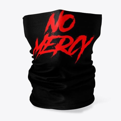 NO MERCY (Cobra Kai / The Karate Kid) Neck Gaiter Face Mask [CHOOSE COLOR]