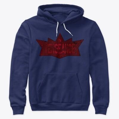 I'm Vengeance (THE BATMAN 2021) Unisex Premium Pullover Hoody [CHOOSE COLOR] [CHOOSE SIZE]
