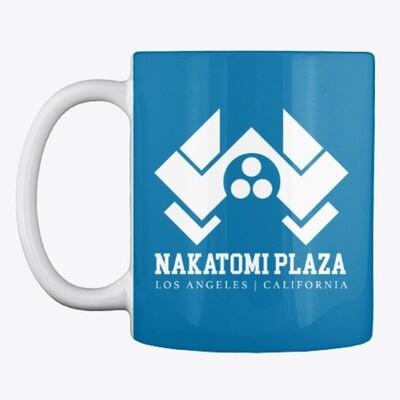 Nakatomi Plaza (Die Hard) Ceramic Coffee Cup Mug [CHOOSE COLOR]
