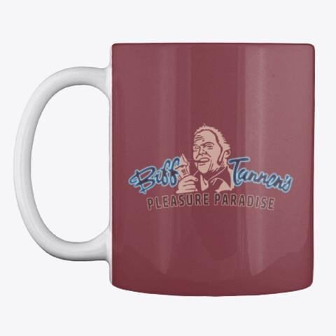 Biff Tannen's Pleasure Paradise (BACK TO THE FUTURE) Ceramic Coffee Mug