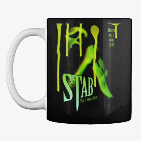Stab Movie (SCREAM) Ceramic Coffee Mug Horror Movie Prop