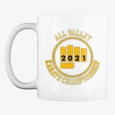 All Valley Karate Championship 2021 (Cobra Kai) Ceramic Coffee Cup Mug [CHOOSE COLOR]