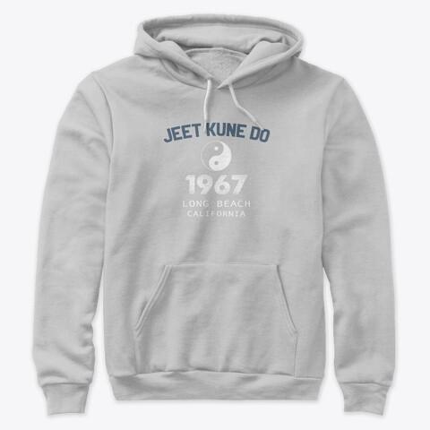 Jeet Kune Do 1967 (BRUCE LEE) Unisex Premium Pullover Hoody [CHOOSE SIZE] [CHOOSE COLOR]