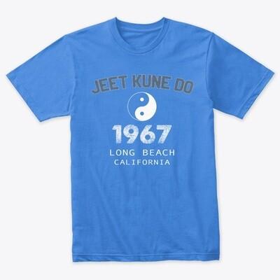 Jeet Kune Do 1967 (BRUCE LEE) Men's Tri-Blend T-Shirt [CHOOSE SIZE] [CHOOSE COLOR]