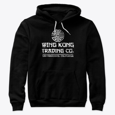 Wing Kong Trading Co (Big Trouble in Little China) Unisex Premium Hoody [CHOOSE COLOR] [CHOOSE SIZE]