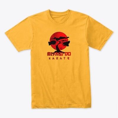 Miyagi Do Karate (COBRA KAI / THE KARATE KID) Men's Premium T-Shirt [CHOOSE COLOR] [CHOOSE SIZE]