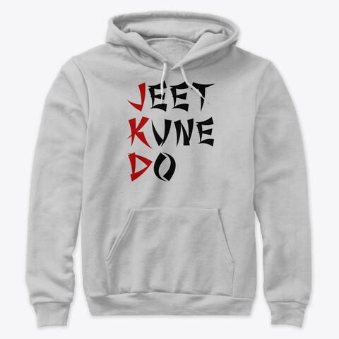 JEET KUNE DO (Bruce Lee) Unisex Premium Pullover Hoody [CHOOSE COLOR] [CHOOSE SIZE]