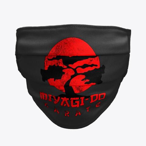 Miyagi Do Karate (COBRA KAI / THE KARATE KID) Face Mask [CHOOSE COLOR]