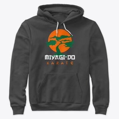 Miyagi Do Karate (Cobra Kai / Karate Kid) Unisex Premium Pullover Hoody [CHOOSE COLOR] [CHOOSE SIZE]