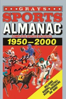 Grays Sports Almanac [Signed by Biff Tannen] (BACK TO THE FUTURE) Luxury Lined Notebook - Journal Diary Writing Paper Pad Movie Prop