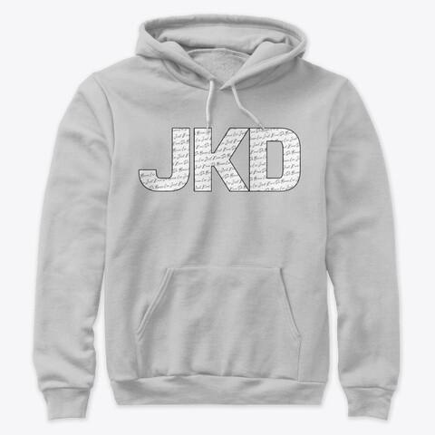 JKD JEET KUNE DO (Bruce Lee) Unisex Premium Cotton Pullover Hoody [CHOOSE COLOR] [CHOOSE SIZE]
