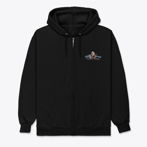 Biff Tannen's Pleasure Paradise (BACK TO THE FUTURE) Unisex Full Zip Hoody [CHOOSE COLOR] [CHOOSE SIZE]
