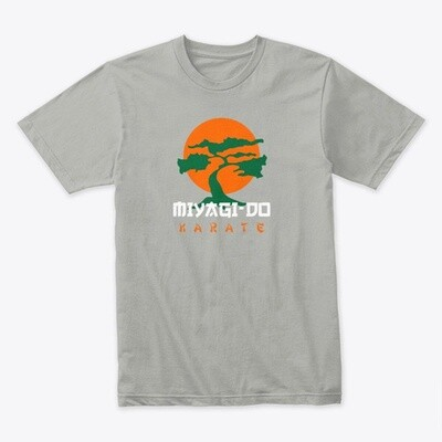 Miyagi Do Karate (Cobra Kai / Karate Kid) Men's Premium T-Shirt [CHOOSE COLOR] [CHOOSE SIZE]