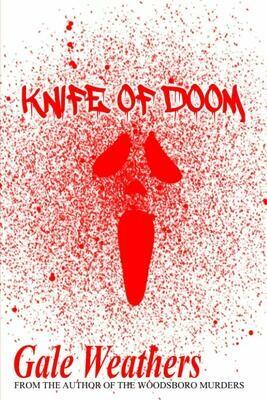 Knife of Doom by Gale Weathers [Scream / Stab / The Woodsboro Murders] Luxury Lined Journal - Notebook Diary Horror Movie Prop Replica