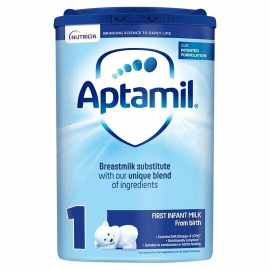 Aptamil 1 First Infant Milk From Birth 800g [Baby Milk Formula]