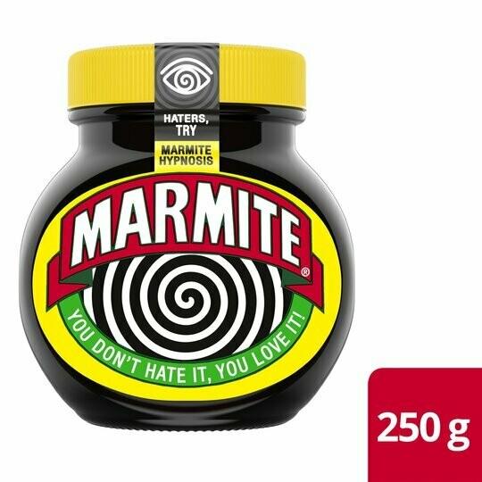 Marmite Yeast Extract [Glass Jar] 250g