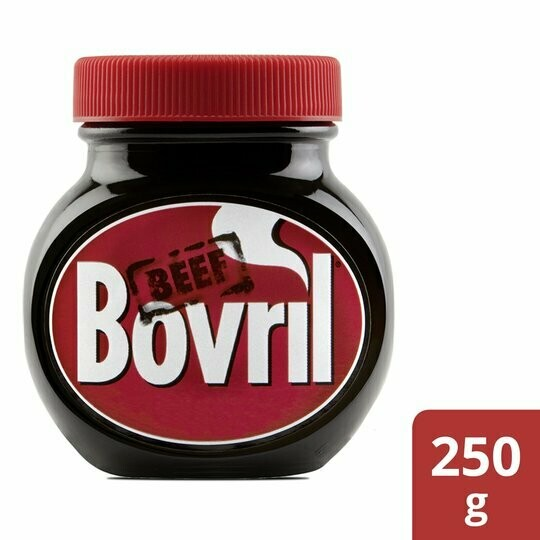 Bovril Beef Yeast Extract [Glass Jar] 250g British Cooking