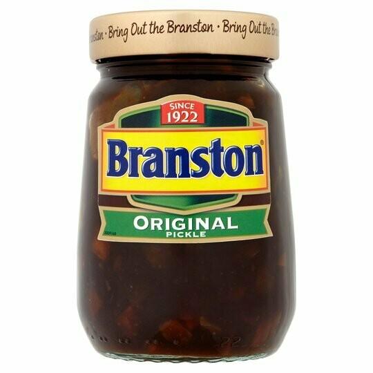 Branston Original Pickle [Glass Jar] 360g