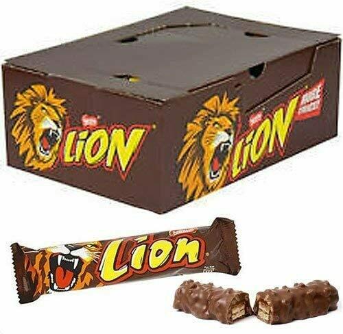 Lion Original Chocolate Bar 42g [BOX OF 40]