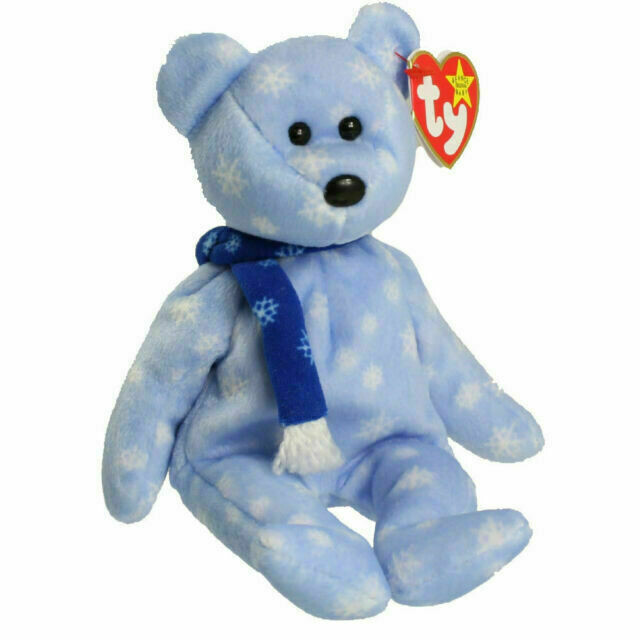 TY Beanie Babies Collection - Holiday 1999 Teddy the Bear [Retired]