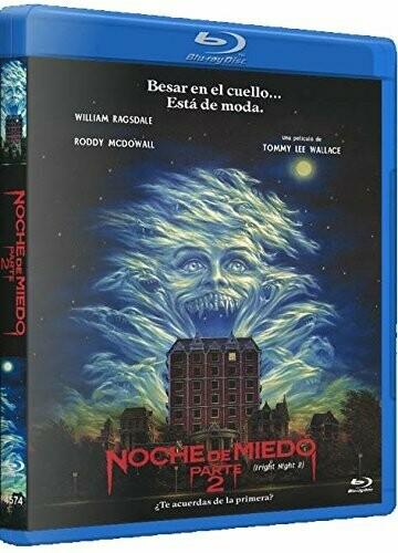 Fright Night Part 2 [1988] Blu-ray [Region Free]
