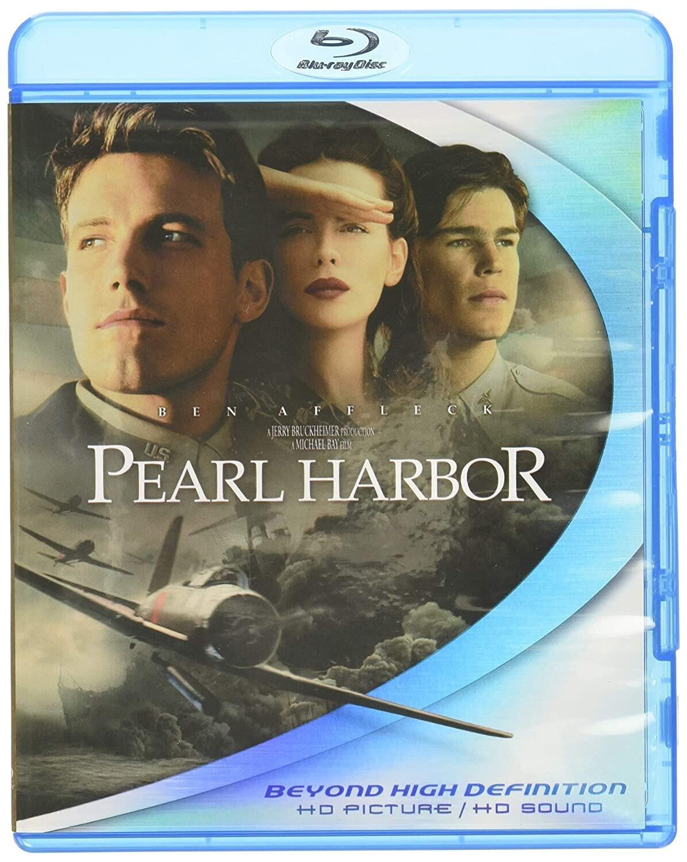 Pearl Harbor (2001) Blu-ray