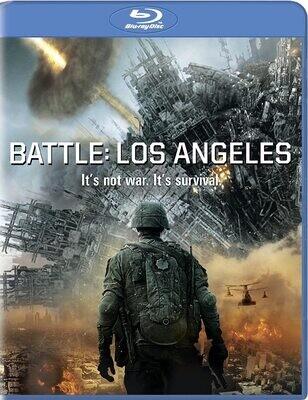 Battle Los Angeles (2011) Blu-ray
