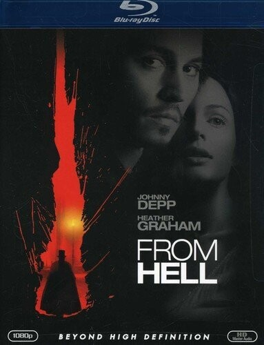 From Hell (2001) Blu-ray