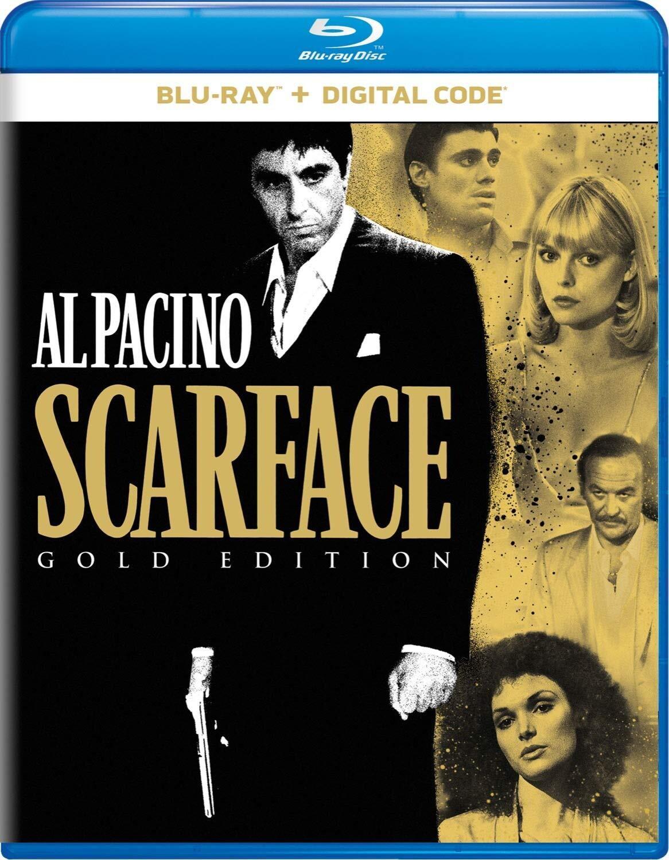 Scarface (1983) Blu-ray + Digital