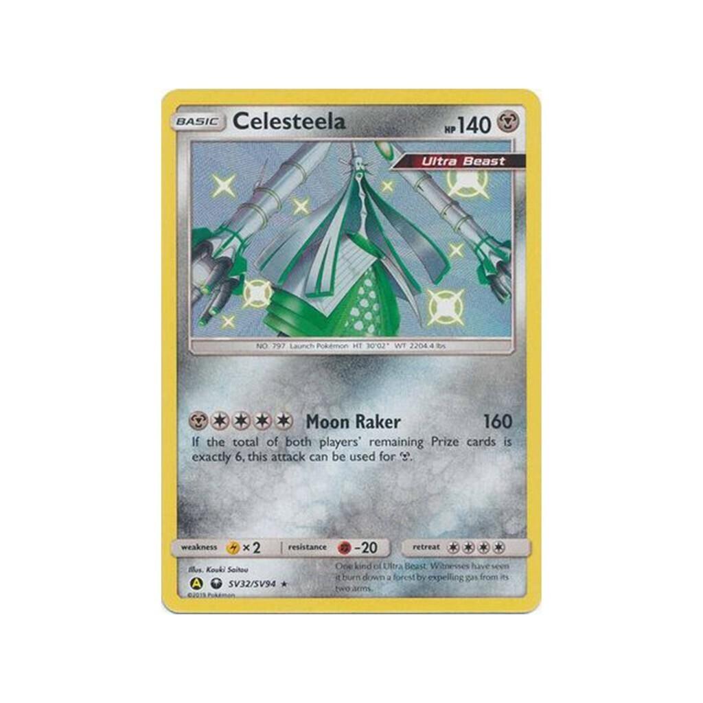 Pokemon Trading Card: Hidden Fates - Celesteela SV32/SV94