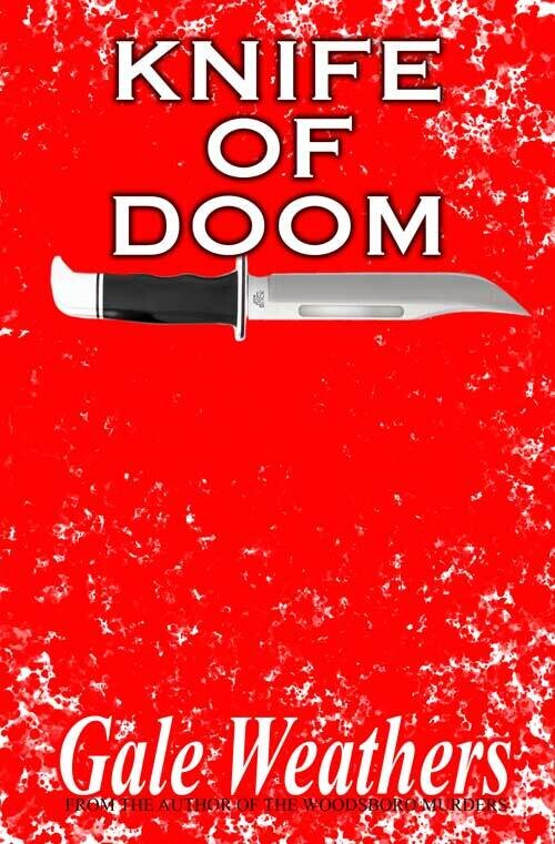 Knife of Doom by Gale Weathers (SCREAM: The Woodsboro Murders) Hardback Book [Horror Movie Prop Replica]