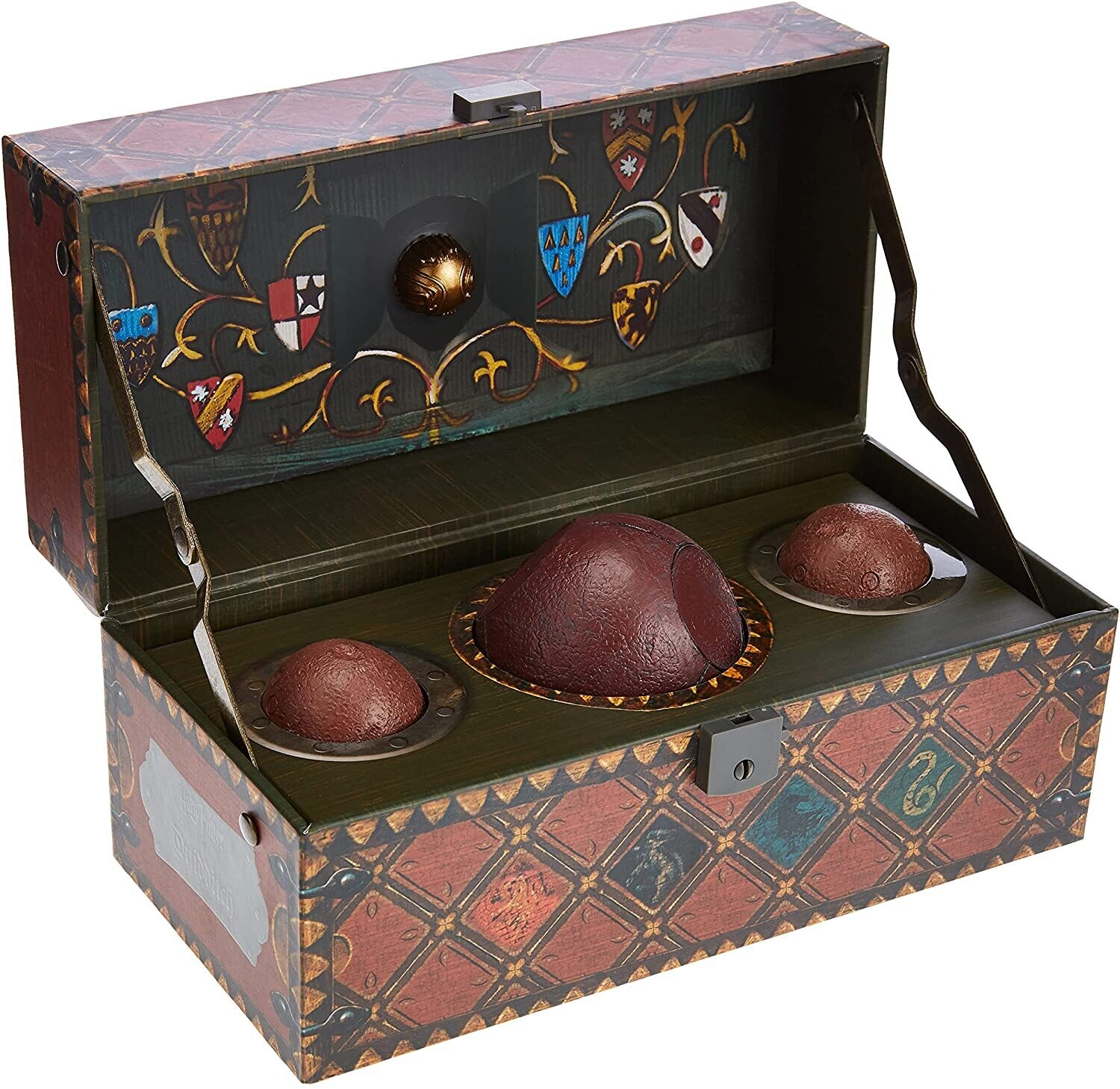 Harry Potter: Collectible Quidditch Set - Movie Prop Replica Accessory