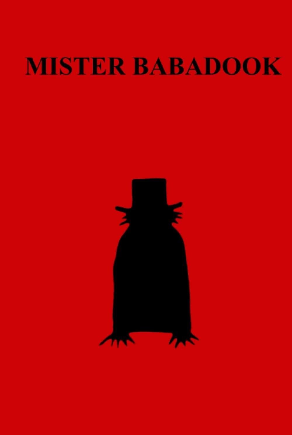 Mister Babadook [Hardback] Book - Journal Diary Horror Movie Prop Replica