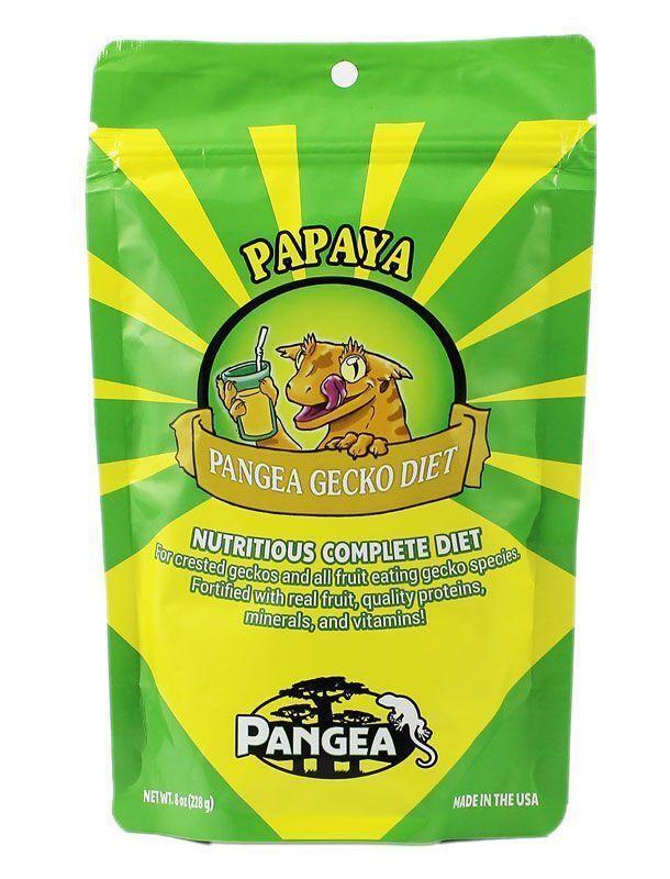 Pangea Gecko Diet Food Mix [Papaya] [64oz]