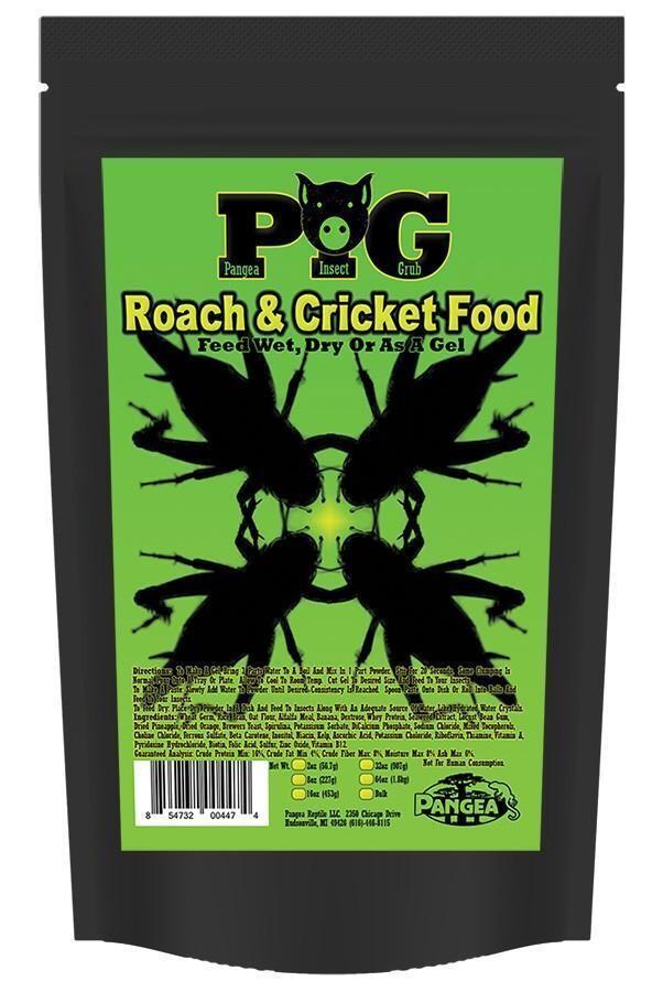 PIG: Pangea Insect Grub Live Feeder Diet [8oz]