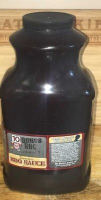 10 Bones Signature BBQ Sauce Gallon