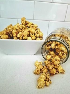 Southern Caramel Popcorn