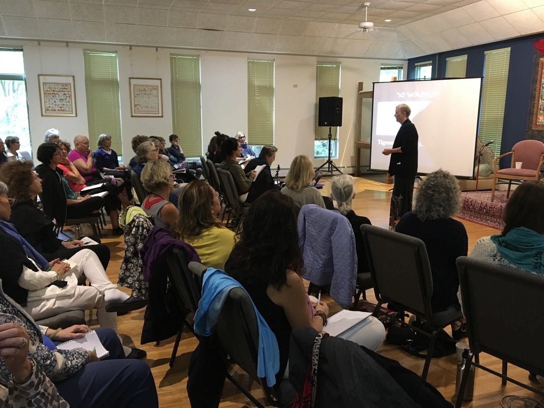 3 Videos: 1. Dr. Livia Kohn, 2. Max Dashu, 3. Spirituality Panel with Dr. Livia Kohn, Lindsey Wei and Wendy Lang,