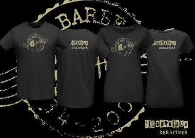 Tee Shirt Déracinés 2019