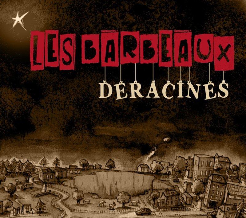 Déracinés (6ème album)