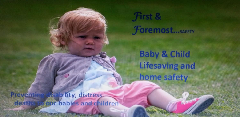 Baby & Child Lifesaving Book