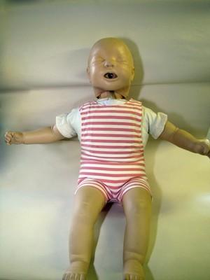 Choking Mannequin