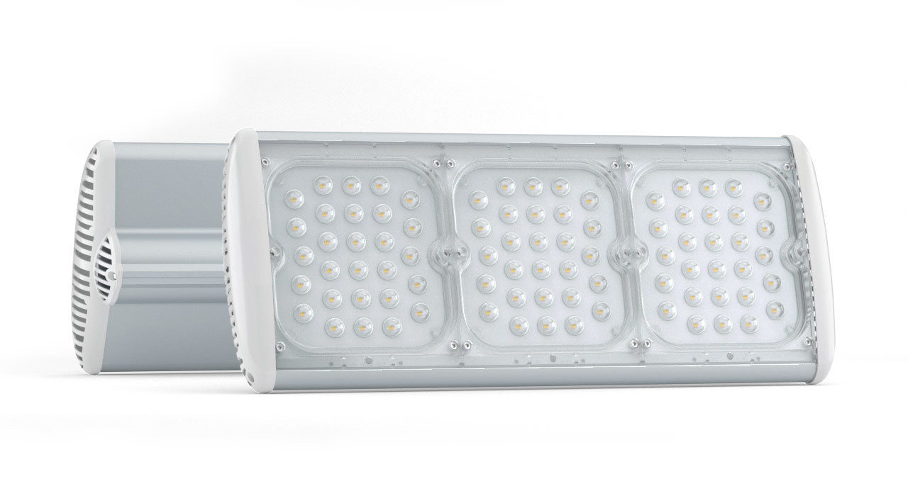 Промышленный светильник LAKOSVET Sameled prom 120W-PR