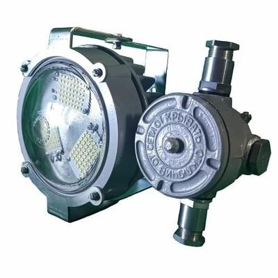 Взрывозащищенный светильник серии ДСП48-02НП