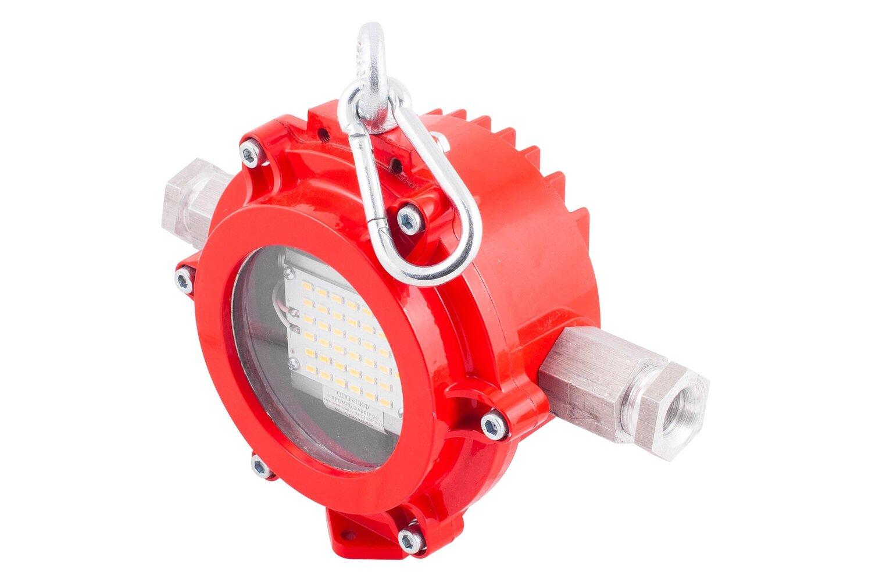 Малогабаритный светодиодный светильник ПТЕ-ЕхД