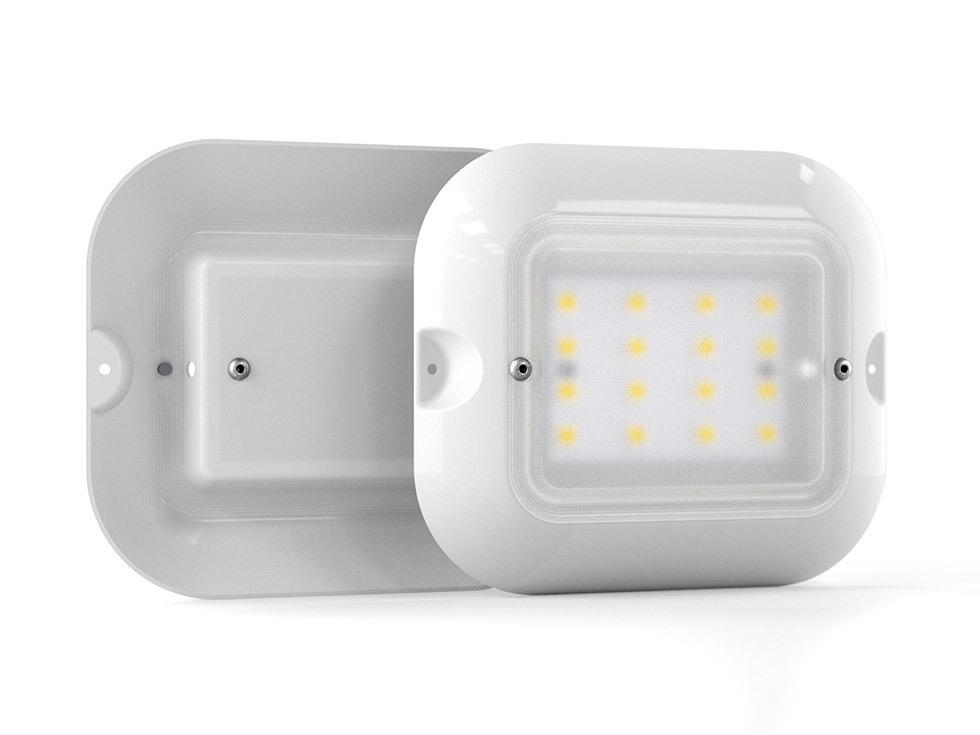 Светодиодный светильник Vega S 10W