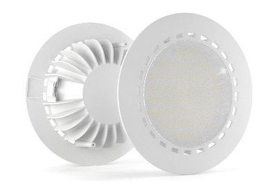 Встраиваемый светодиодный светильник   Circle 18W