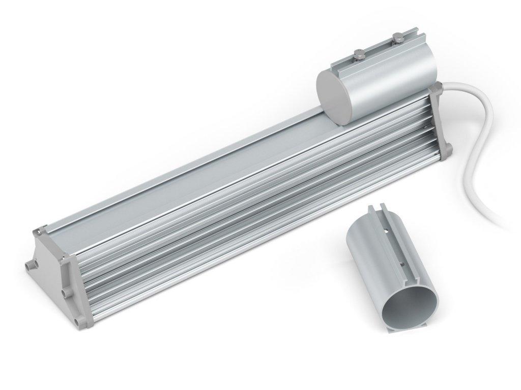 Универсальный светодиодный светильник  Universal led S 38 W