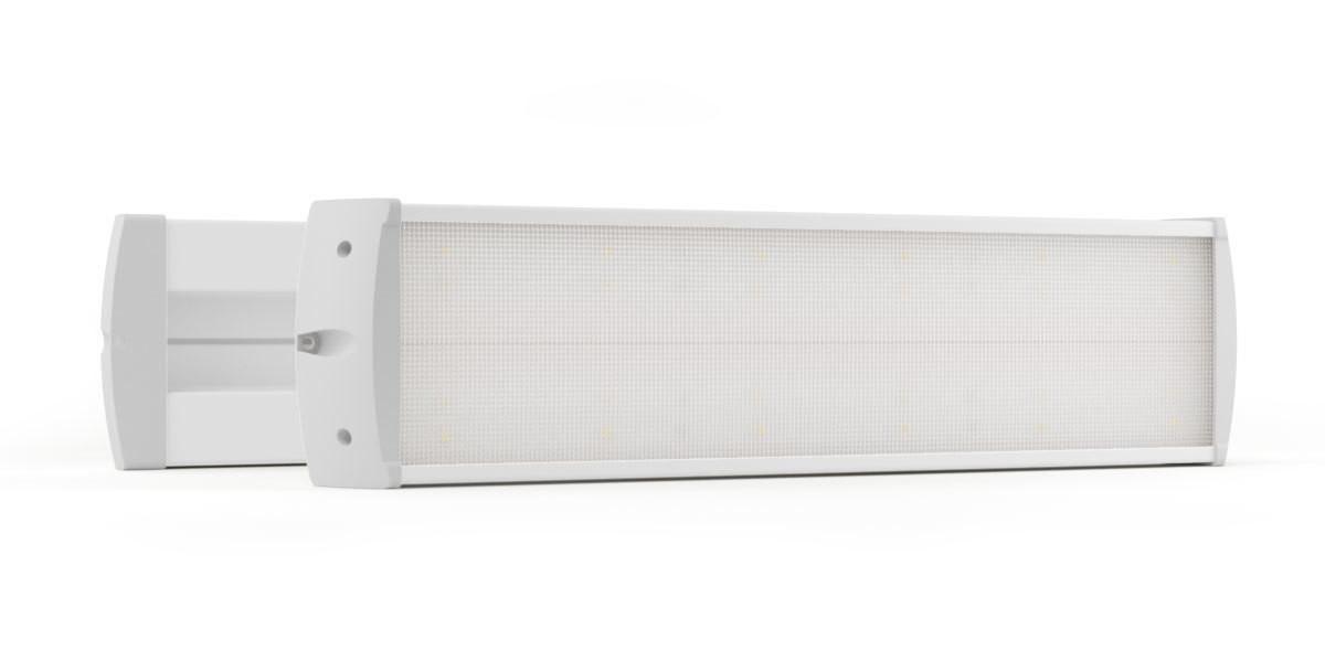 Универсальный светодиодный светильник LAKOSVET Rect 33W