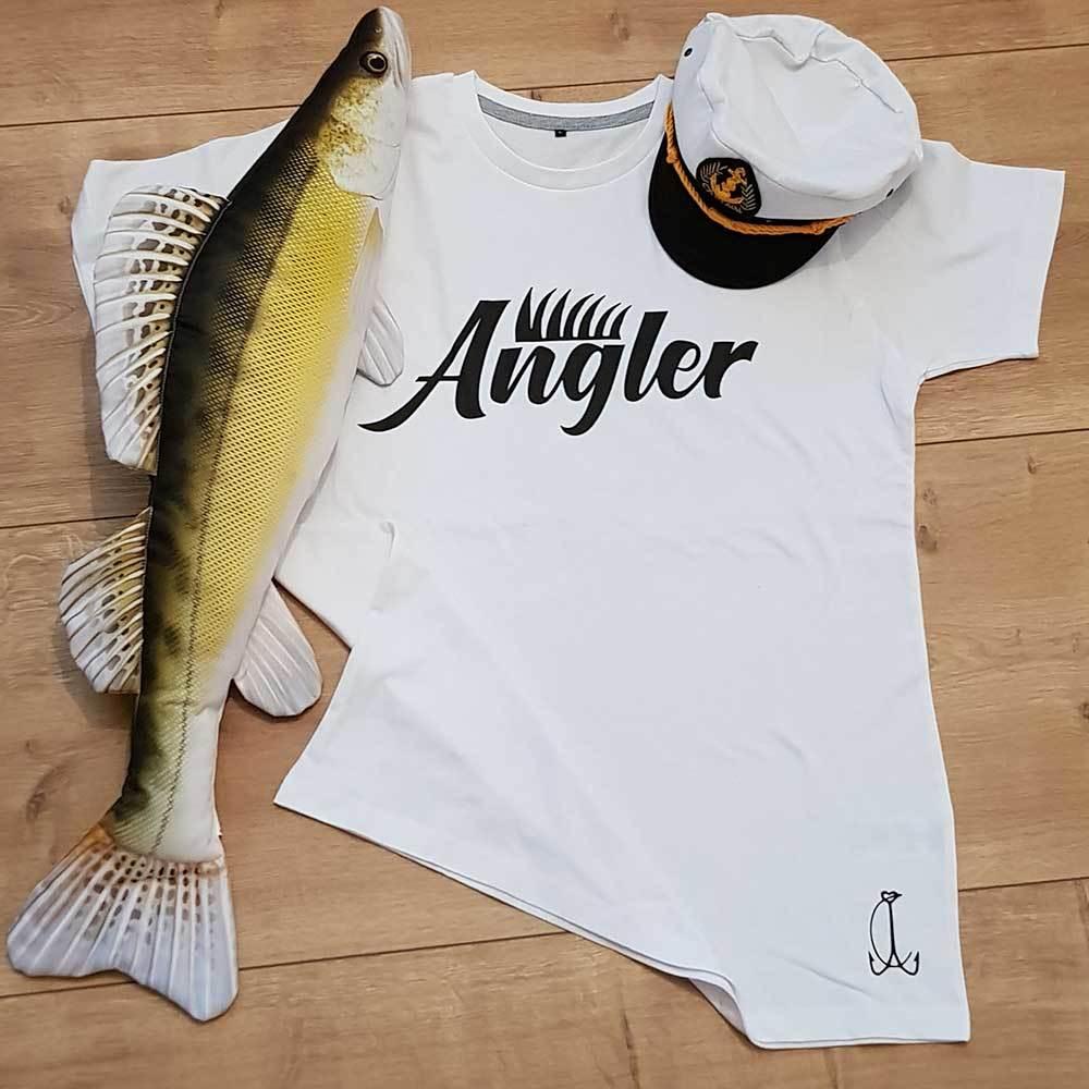 Angler Kinder T-Shirt Junge (Kindergröße 90 bis XXXL)